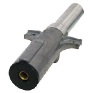 ECA11SG: Plug-Single Pole w/Spring Guard image