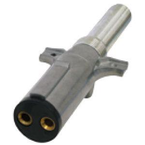 ECA21SG: Plug-Dual-Pole w/Spring Guard image