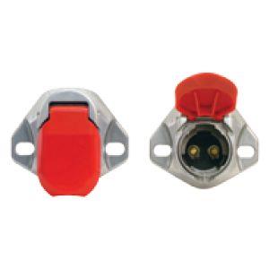ECA22: Socket-Dual-Pole image