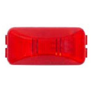 CML91R: Marker/Clearance Light; Mini Thinline; Bracket Mount; Red; PC Rated image