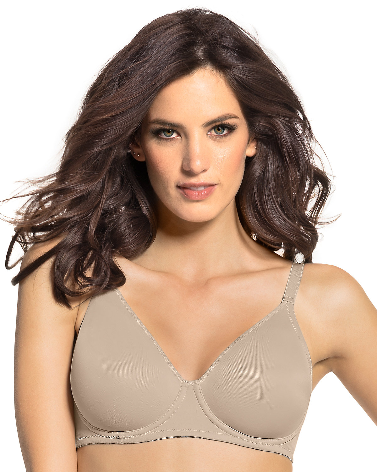 Image of Excellent Coverage Triangle Bra