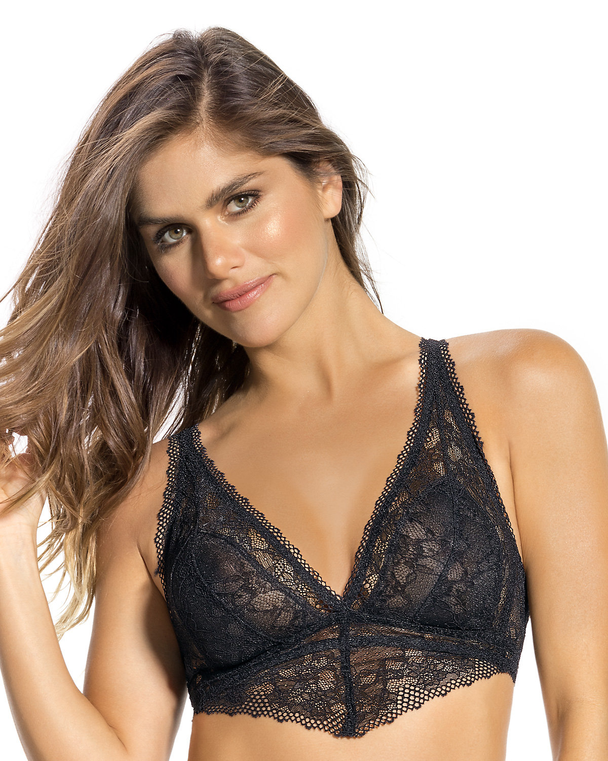Image of All Lace Bralette