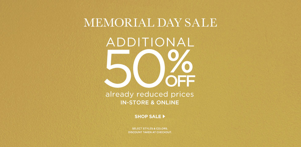 Save 50% OFF Memorial Day Sale + Free Shipping On Order 150$ Or More at Bebe.com