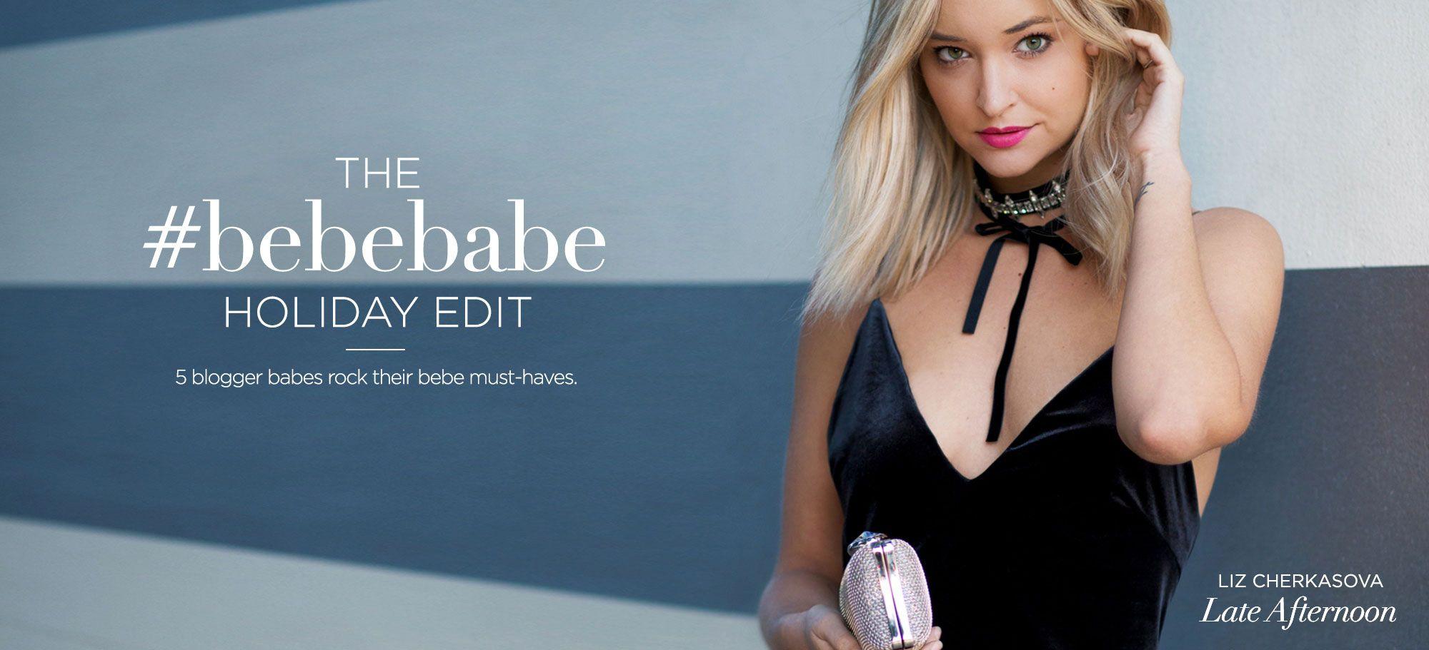 הנחות ומבצעים ברשת האופנה לנשים BEBE