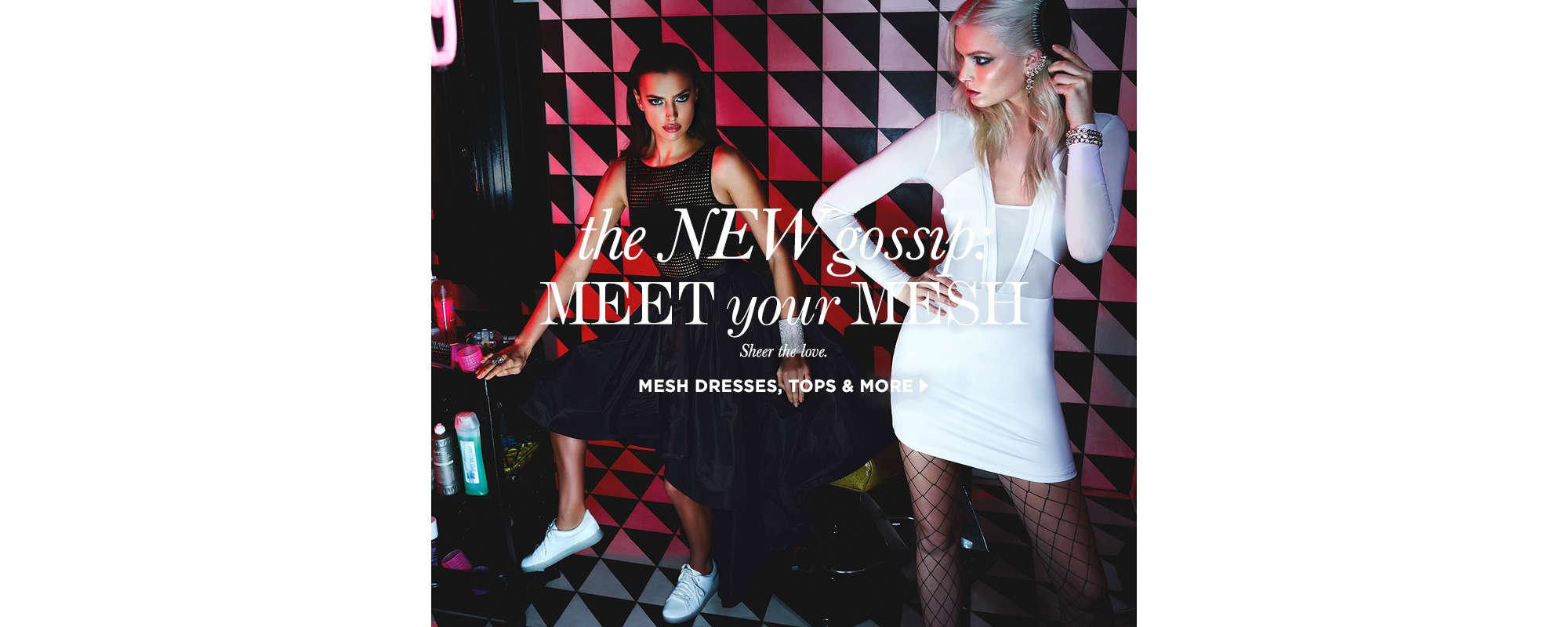 the new gossip, meet your mesh