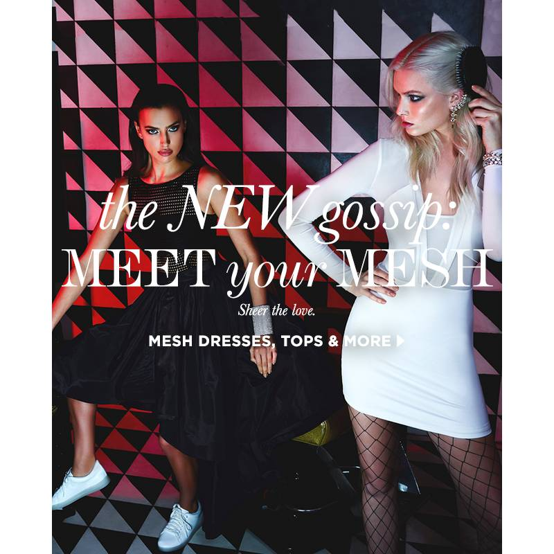 the new gossip, meet your mesh