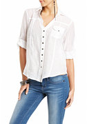 Fiorella Button Down Shirt at 2b