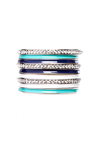 2b Madrid Bangle Set