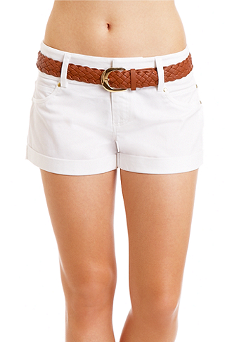 2b Banded Pocket Short