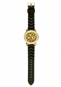2b Leopard Big Face Watch