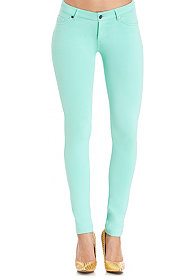 2b Color Punch Jegging