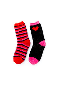 2b 2-Pack Cozy Socks