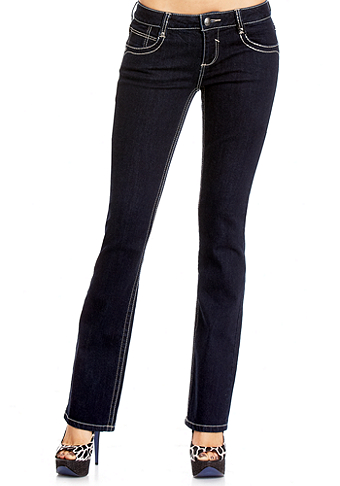 Swan Pocket Skinny Jean at 2b