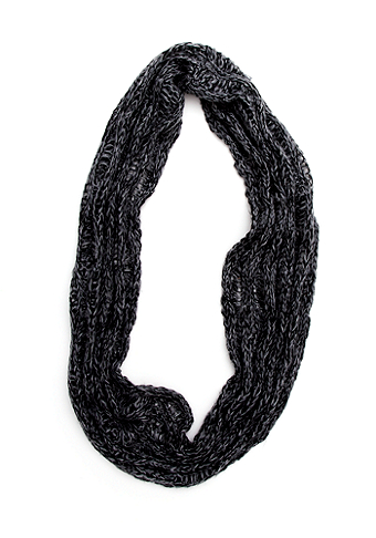2b Space Dyed Infinity Scarf