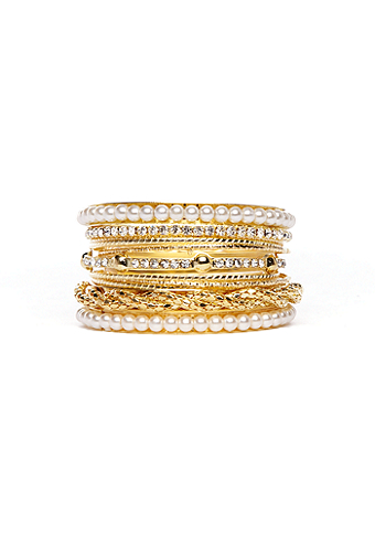 2b Madison Bangle Set