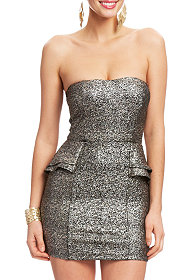 Be Mine Bling Dress at 2b