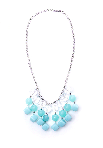 Bobbles Beaded Necklace at 2b