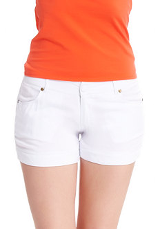 2b Challis Cuffed Short