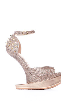 2b Galaxy Studded Heel
