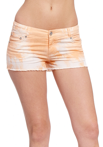 2b Cloud Wash Denim Short
