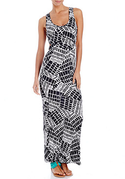 2b Dana Back Cut-out Maxi Dress
