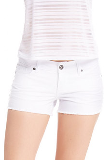 2b Cut-off Studded Stacy Short