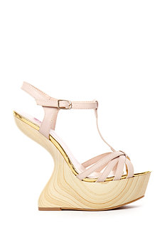 2b Wild Thing Wood Sandal