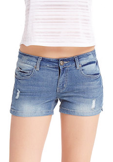 2b Denim Short