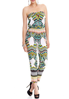 2b Ancient Deco Romper