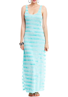 2b Tie Dye Stripe Maxi Dress