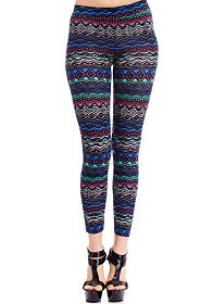 2b Multi Tribal Legging