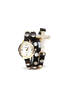 2b Cross Wrap Watch
