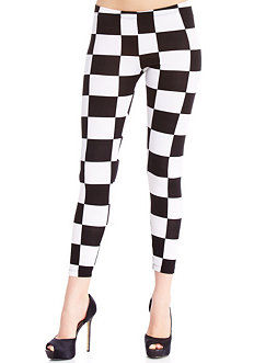 2b Checkered Legging