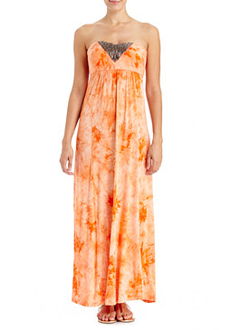 2b Kendall Tye-Dye Maxi Dress