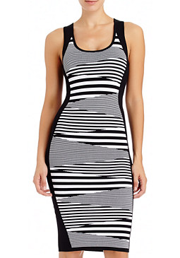 2b Ashley Stripe Dress