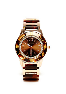 2b Tortoise Shell Watch