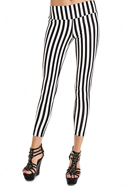 2b Techno Stripe Legging