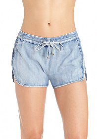 2b Daphne Chambray Short