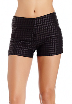 2b Diamond Print Mill Short
