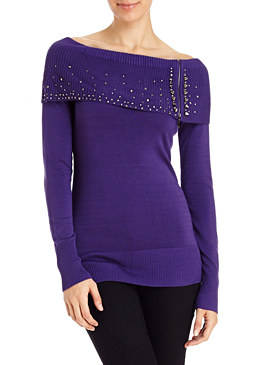 2b Studded Marilyn Sweater