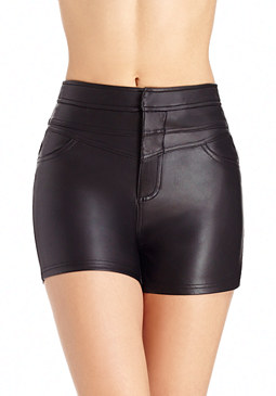 2b Katy Coated Scuba Short �