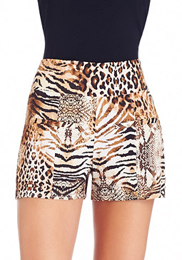 2b Jungle High Waist Shorts