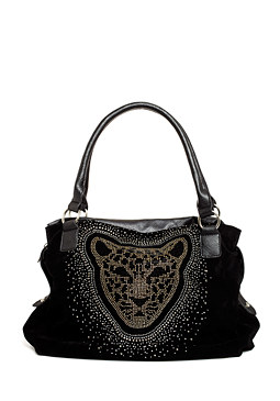 2b Tiger Statement Satchel