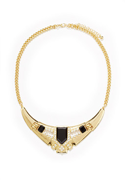 2b Art Deco Statement Necklace