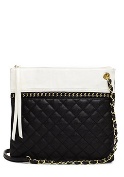 2b Quilted Crossbody Purse��