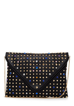 2b Jeweled Envelope Clutch