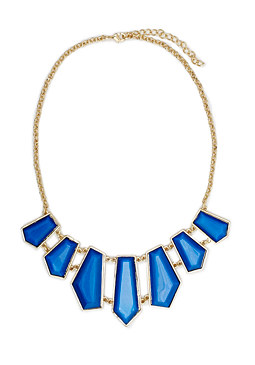 2b Stone Statement Necklace