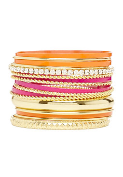 Hestia Bangle Set at bebe