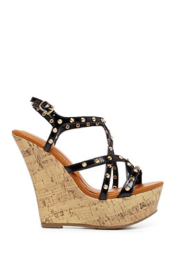 2b Caipirinha Wedge Sandals