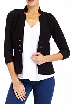 2b Betsey Button Blazer